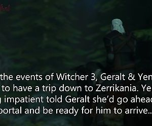A difficulty Witcher..