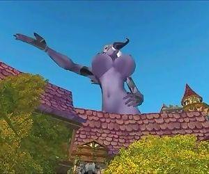 Titan Warcraft assemblage
