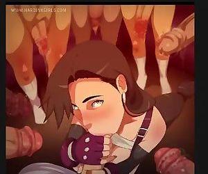 Clincher Fantasy: Tifa..