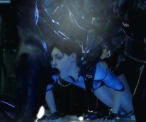 Jills Zombie Gangbang -..