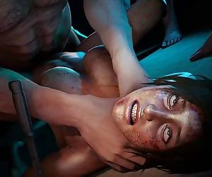 Lara Croft Pinned..