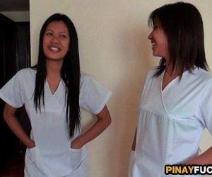 Asian Nurses Share A..
