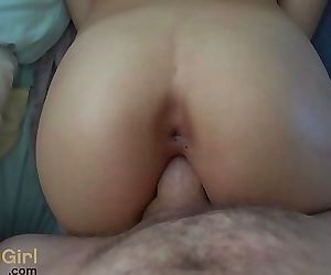 BIG ASS Asian camgirl..