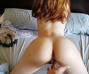 Perfect bubble butt..
