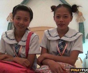 Two Asian Amateur..