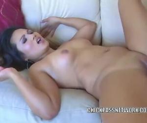 Exotic Slut Lana Violet..