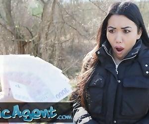 Public Agent Asian..