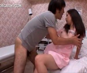 Lustful japanese taking..