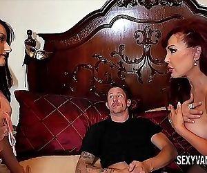 Big tit mature teaches..