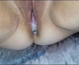 Sexy BBW Cumshot..
