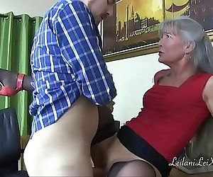 Bitchy Boss Gets Fucked..