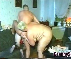 Kinky Old Women In A..