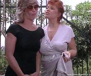 Kinky Classic Lesbians..