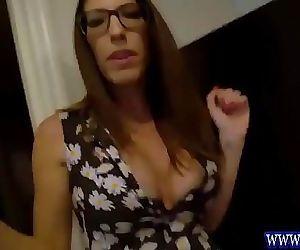 Hot Mommy Dava Foxx..