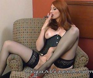 Kendra James, Cigar..