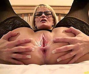 Marie WadsWorthy mature..