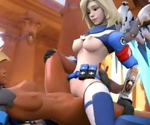 Overwatch - Pharah and..