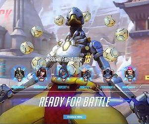 Overwatch First Gaming..