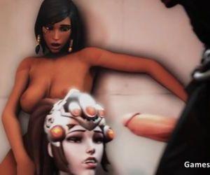 Overwatch Pharah..