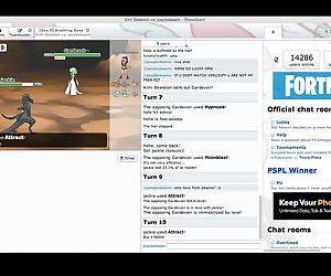 pokemon showdown live..