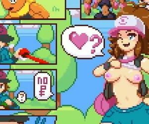 Hildas Reward Pokemon..