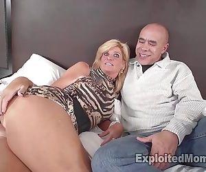 Hot MILF gets Nasty