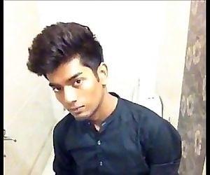 Indian Teen Jerks In..