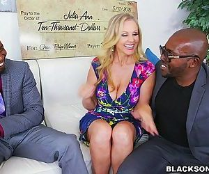Black Cock Lover Julia..