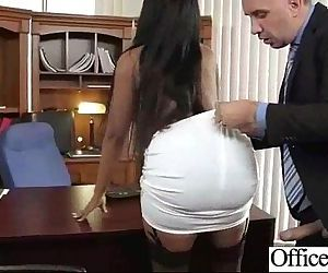 Sex Tape In Office With..