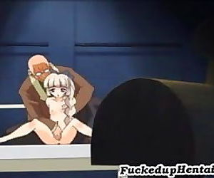 Hentai Girl And Her Wet..