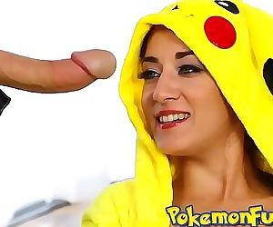 A Wild Pikahoe Appears!..