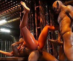 Savage Monster 3D..