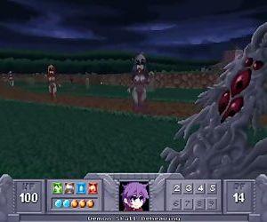 Monster girl Quest 3D..