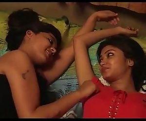 Indian Girls Kissing -..