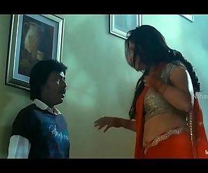 Lakshmi Rai In Red..