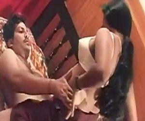 Indian busty teen..