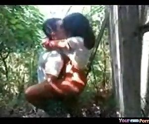 Desi girl fucked in..
