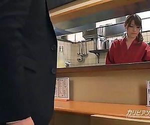 Japanese sexy izakaya..