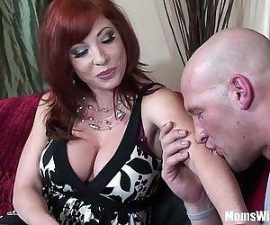 Redhead Mom Brittany..