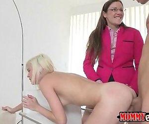 Two sexy women Samantha..
