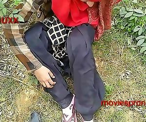 Teen girlfriend outdoor..