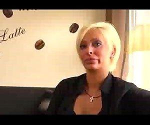 Sexy Blonde MILF First..
