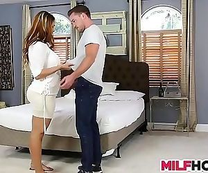 Pretty Mother Teaching..