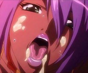 Hentai Hot Ebony Dark..