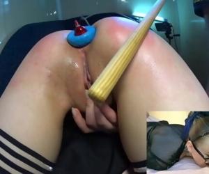 Teen double penetration..