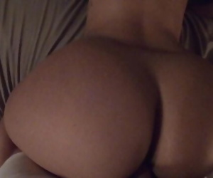 Young bubble butt..
