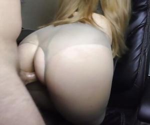 Teen Big Ass Pantyhose..