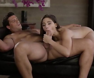 Big ass babe takes..