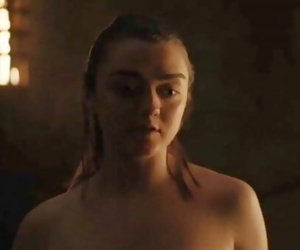 Maisie Williams/Arya..