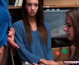 Two cute teens Charity..